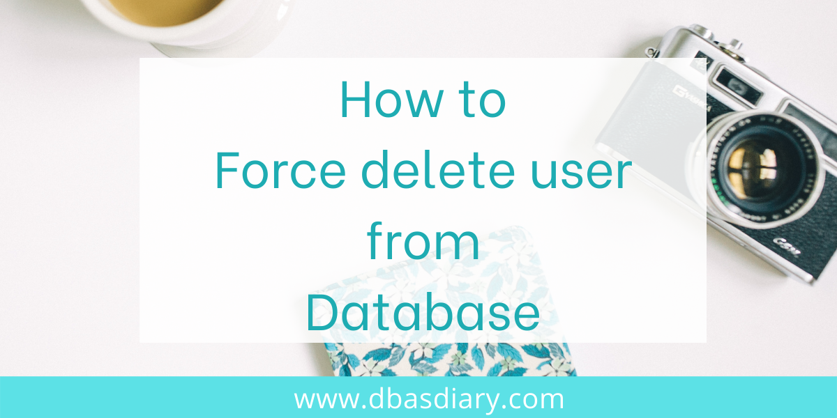 Force-deleting-user-from-Database